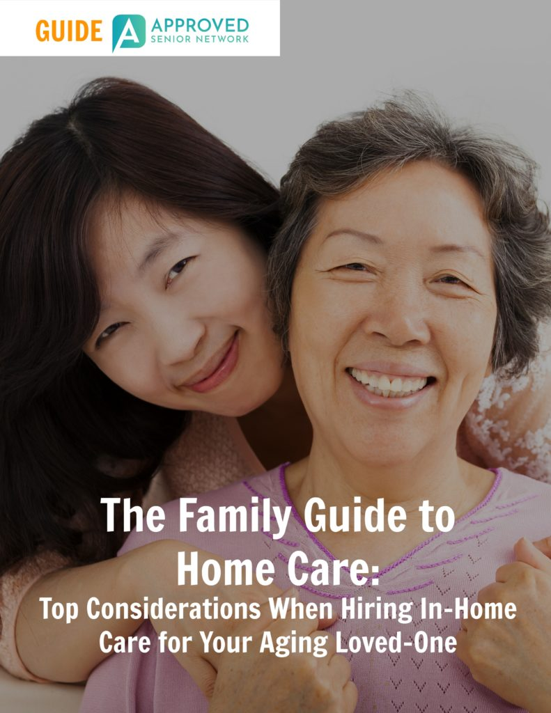 FAMILY GUIDE TO HOME CARE