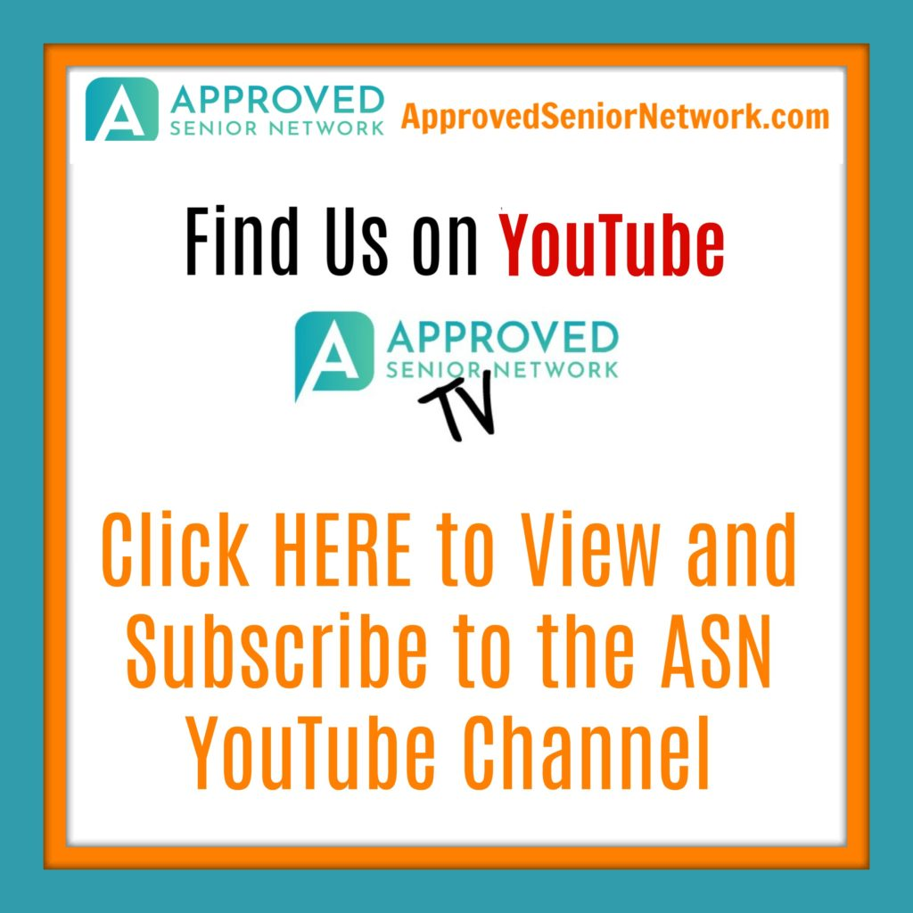 Approved Senior Network on YouTube